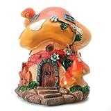Large Mushroom House Fairy Garden Building …