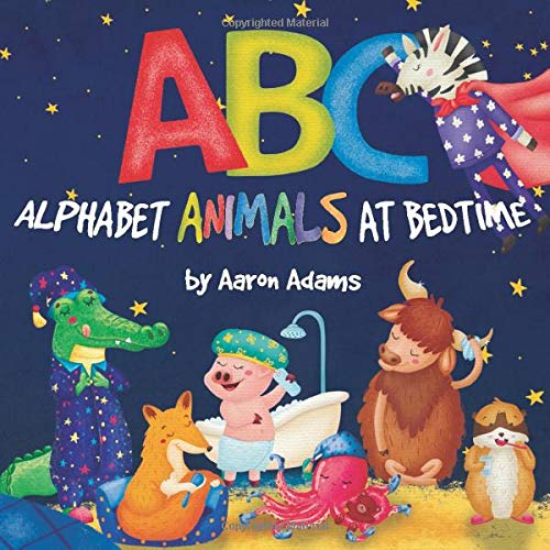 ABC Alphabet Animals Bedtime childrens product image