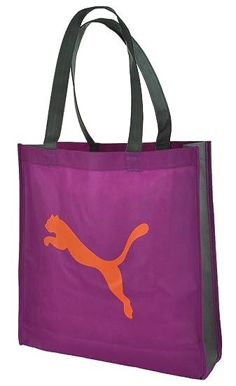 Puma Shopper Unisex bolsa de asas de bolsas de mano Verde ...