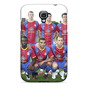 Premium Protection Famous Fc Crystal Palace Case Cover For Galaxy S4- Retail Packaging