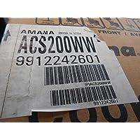 Amana Gas Cooktop Model ACS200WW