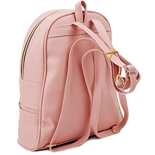Backpack One Black Copi Women's Pink Size qaHwaAZ5