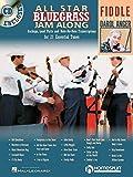 All Star Bluegrass Jam Along: For Fiddle