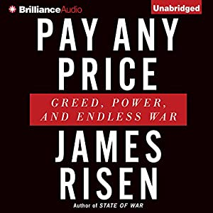 Pay Any Price Audiobook