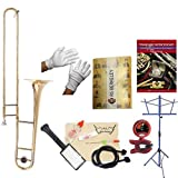 RS Berkeley utr88 University Series Trombone with case & Bonus RSB MEGA PACK w/Standard of Excellence Book