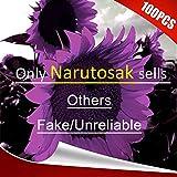 Narutosak 100Pcs Rare Purple Sunflower Seeds Beautiful Flower Home Garden Ornament Plant - Purple Sunflower Seeds
