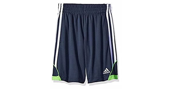 online store 7a7aa 0f88a Amazon.com adidas Boys Active Stripe Short (Medium (3 Pack), Gry