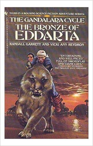 Book The Bronze of Eddarta by Randall Garrett (1983-05-01)