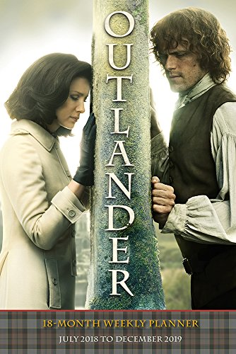 2019 Outlander 18-Month Weekly Planner: by Sellers Publishing, 634; x 934; (CW-0493)