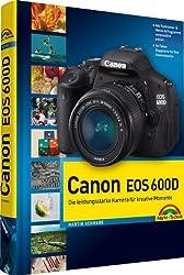 Canon EOS 600D: mit 12-seitiger Klappkarte (Kamerahandbücher)