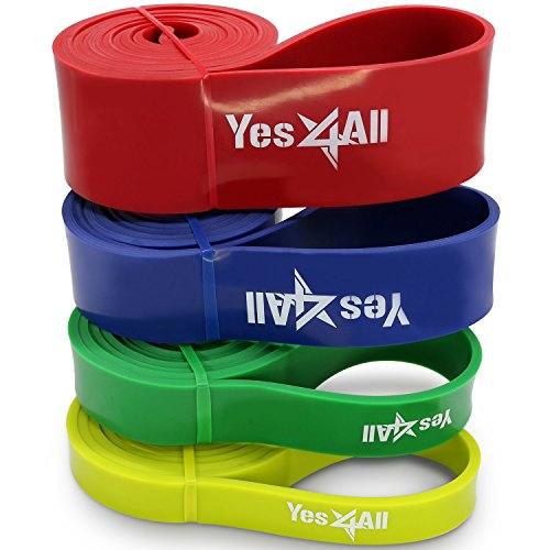 Yes4All Power Bands Resistance Powerlifting