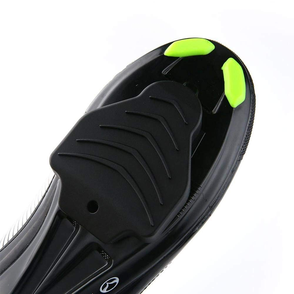 Thinvik Cleat Covers Bicycle Shoe Clipless Protector for Look Delta Pedal Cleats Systems(1 Pair) by Thinvik (Image #6)