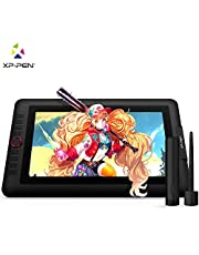 XP-PEN Artist 13.3 Pro Tablette Graphique Professionnel - Ecran Intéractif à Stylet de 13,3 Pouces - Compatible avec Windows et Mac