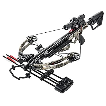 Bear Karnage Apocalypse Crossbow Package