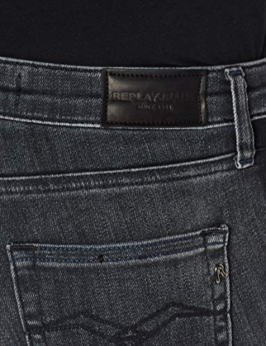 Dominiqli 98 Nero Donna Jeans black Bootcut Replay d4xqYvSwv