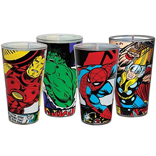marvel glasses collectible - 3