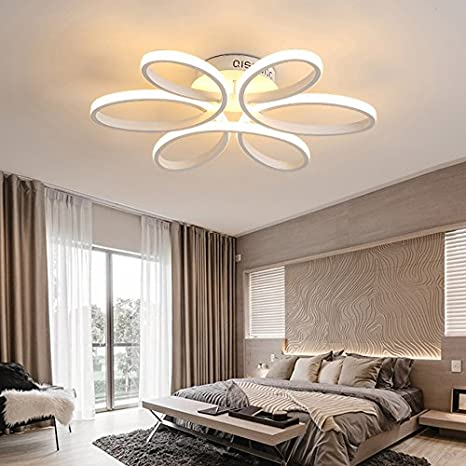 Luces de techo $ Lámpara de Techo LED, Luces de Dormitorio ...