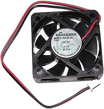 Ayazscmbs Cooler Ventilador para XINRUILIAN 5015 RDL5015S 12V 0.12 ...