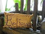 Fairy Garden Believe Pillow Review