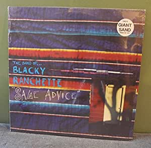 The Band Of Blacky Ranchette Giant Sand Sage Advice Lp
