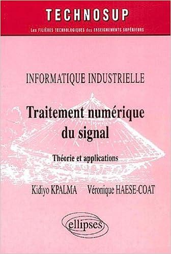 Livre gratuits Traitement numérique du signal : Théorie et applications pdf, epub ebook