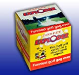 Hole In One The Exploder - Golf Balls