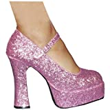 Eden-G-557 Adult Costume Shoes Pink - Size 9