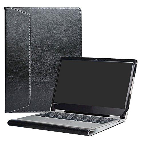 Alapmk Protective Case Cover For 12.5 Lenovo Yoga 720 12 720-12IKB Laptop(Not fit Yoga 730/Yoga 720 15/Yoga 720 13/Yoga 710/Yoga 700),Black