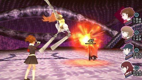Shin Megami Tensei: Persona 3 Portable - Sony PSP by Atlus (Image #10)