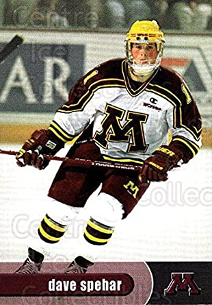 08ad1e670 Amazon.com  (CI) Dave Spehar Hockey Card 1997-98 Minnesota Golden Gophers  19 Dave Spehar  Collectibles   Fine Art