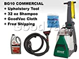 Bissell BG10 BigGreen Shampooer with Upholstery Tool and Hose 30G3