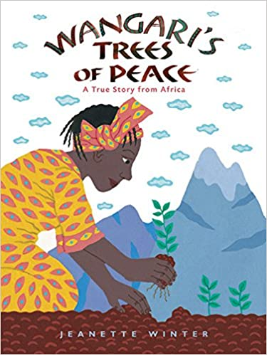\\EXCLUSIVE\\ Wangari's Trees Of Peace: A True Story From Africa. files fruita espanol target Oficina fieles about