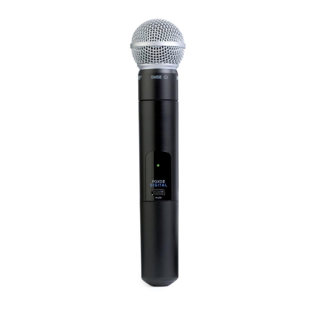 shure pgxd24 sm58 x8 wireless microphones musical instruments. Black Bedroom Furniture Sets. Home Design Ideas