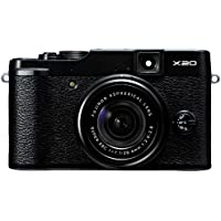 Fujifilm X20 12 MP Digital Camera with 2.8-Inch LCD (Black) Noticeable Review Image