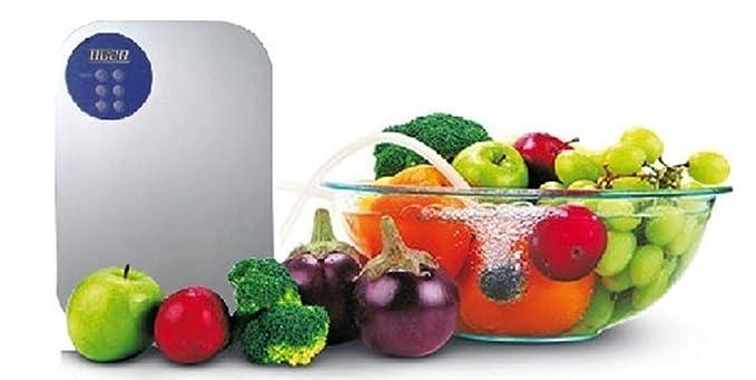 Ozono Esterilizador * Uso Personal Ozono verduras fruta ...
