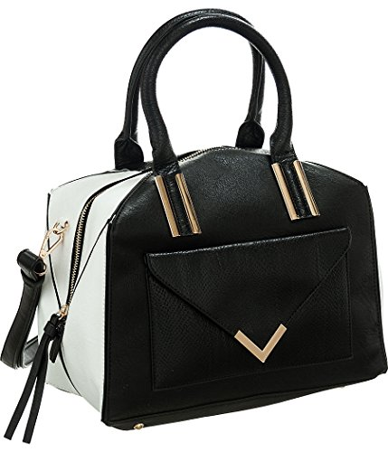 black-white-melie-bianco-rebecca-crossbody-convt-satchel-bag