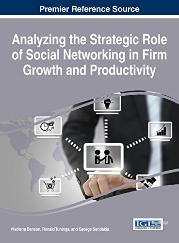 Analyzing the Strategic Role of Social Networking in Firm Growth and Productivity (Advances in E-business Research)