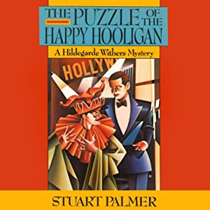 The Puzzle of the Happy Hooligan Audiobook