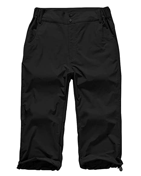 cec88f964de8a Jessie Kidden Women's Quick Drying Trousers-Outdoor Anytime Convertible  Casual Lightweight Hiking Fishing Stretch Pants