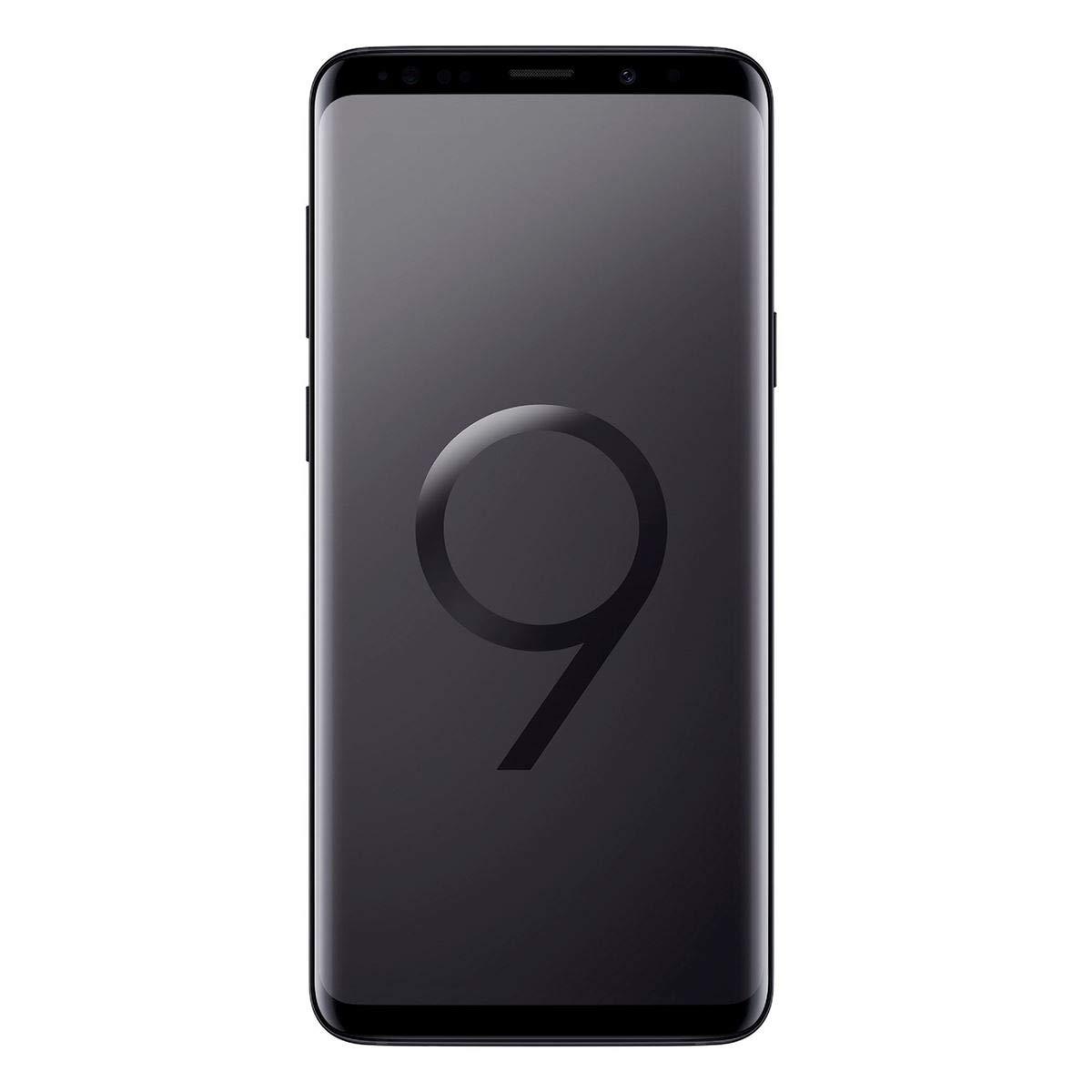 Samsung Galaxy S9 Smartphone (5,8 Zoll (14,7cm) 64GB interner Speicher, Dual SIM)