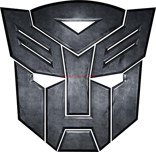 (TRANSFORMERS LOGO Decal WALL STICKER Decal Art Decor, Regular)