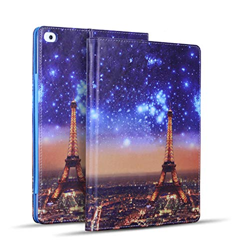 Leather Magnetic Stand Smart Eiffel