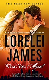 What You Need by Lorelei James ebook deal