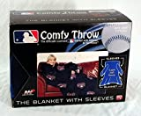 MLB Washington Nationals Comfy Throw Blanket with Sleeves