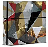 Uncharted 4: A Thief's End Officially Licensed PS4Console Skin Madagascar - PlayStation 4 by Controller Gear