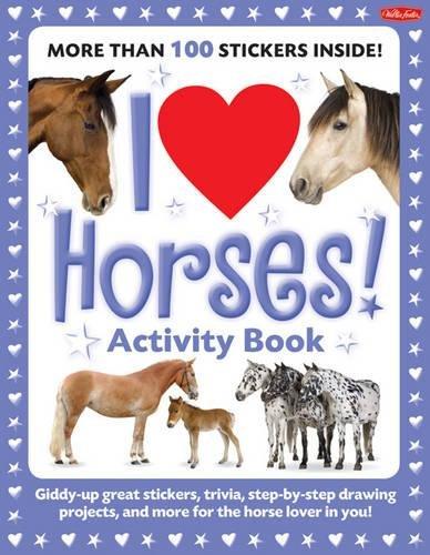 i love to draw horses - 2