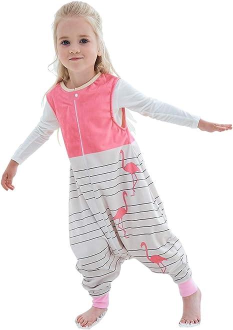 MICHLEY Disfraz Animal Bebe Saco Dormir niño y niñapijama ropa de ...