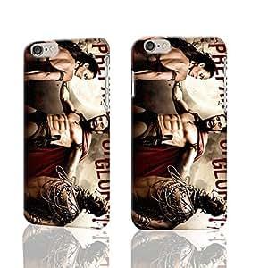 300 Movie 3d Durable Hard Unique Case for Iphone 5 5s