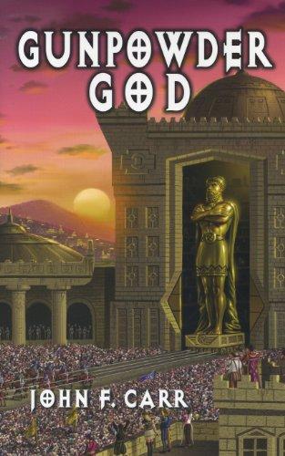 book cover of Gunpowder God