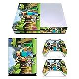 Cheap EBTY-Dreams Inc. – Microsoft Xbox One Slim – Mine Video Game Vinyl Skin Sticker Decal Protector